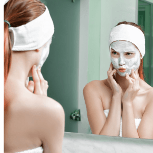 woman-wearing-face-mask-in-mirror