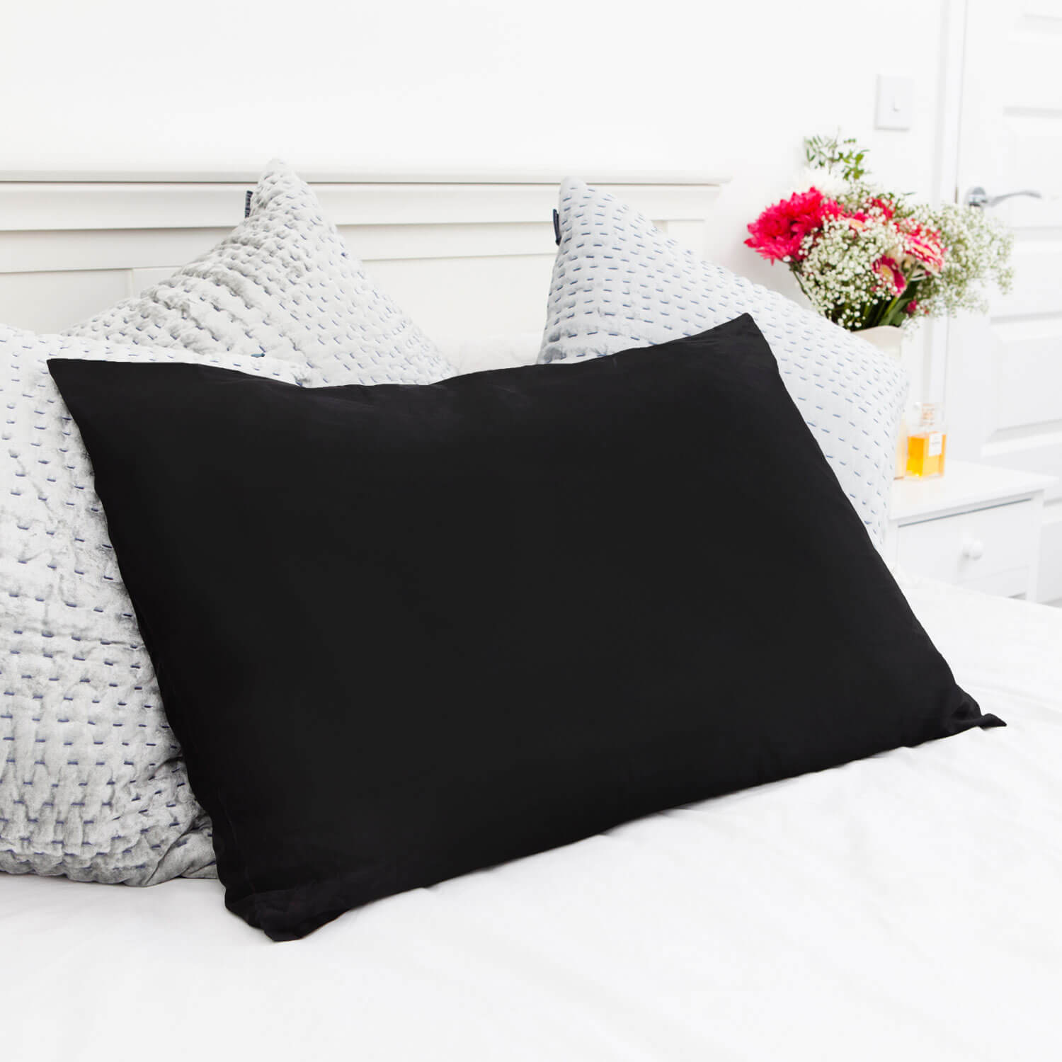100 Mulberry Silk 19 Momme Pillowcase Silkup